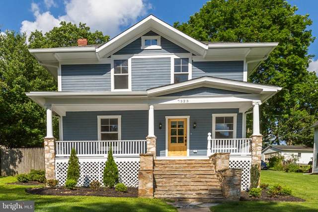 7323 Springfield Avenue, SYKESVILLE, MD 21784 (#MDCR205016) :: The Redux Group