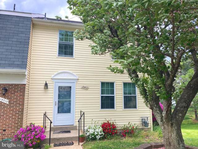 15912 Indian Hills Terrace, ROCKVILLE, MD 20855 (#MDMC761202) :: Nesbitt Realty