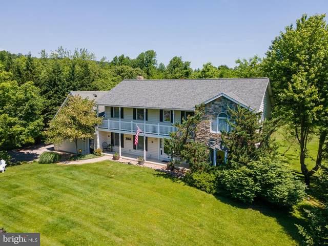875 Mount Carmel Road, ORRTANNA, PA 17353 (#PAAD116360) :: VSells & Associates of Compass