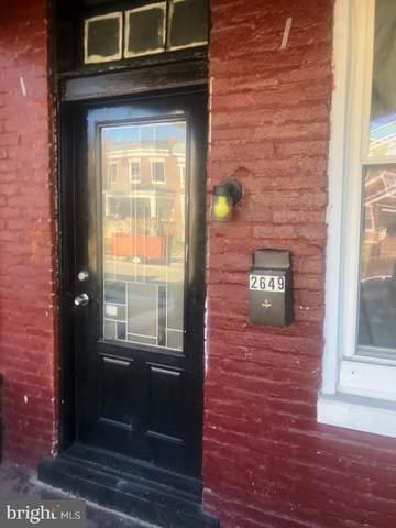 2649 Loyola Southway, BALTIMORE, MD 21215 (#MDBA553112) :: Dart Homes