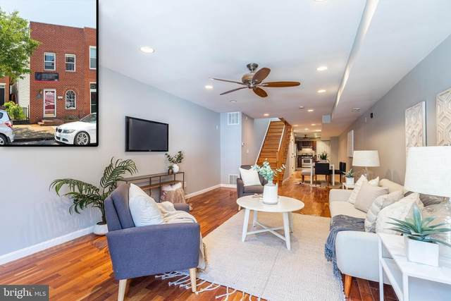 1244 Battery Avenue, BALTIMORE, MD 21230 (#MDBA553122) :: The Dailey Group