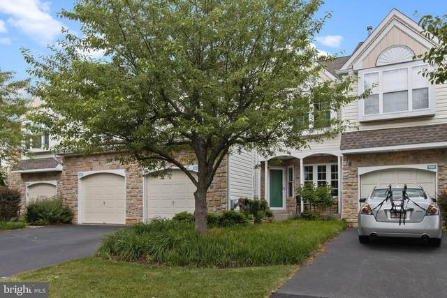 524 Aspen Woods Drive #47, YARDLEY, PA 19067 (#PABU529032) :: Sunrise Home Sales Team of Mackintosh Inc Realtors