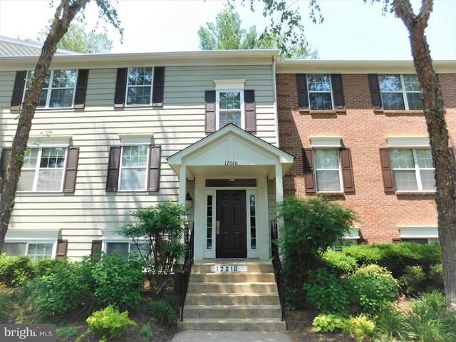 12010 Golf Ridge Court #301, FAIRFAX, VA 22033 (#VAFX1205376) :: Corner House Realty