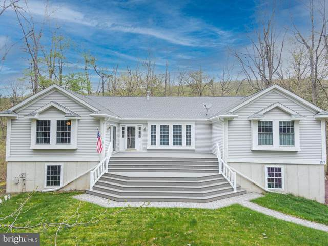 183 Lake Drive, NESQUEHONING, PA 18240 (#PASK135514) :: TeamPete Realty Services, Inc