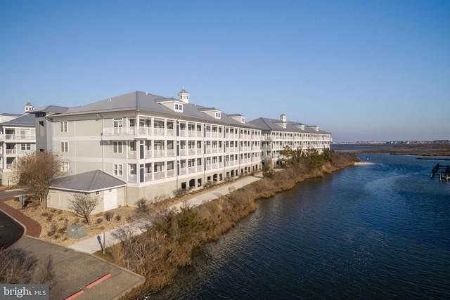 2 Hidden Cove Way 3E, OCEAN CITY, MD 21842 (#MDWO122850) :: Atlantic Shores Sotheby's International Realty