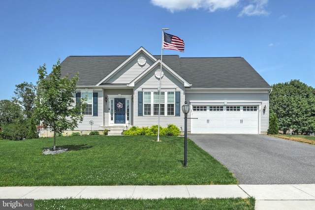 2298 Water Garden Drive, HANOVER, PA 17331 (#PAYK159492) :: The Joy Daniels Real Estate Group