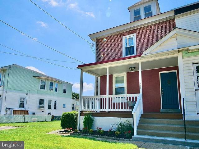 118 E Madison Avenue, CLIFTON HEIGHTS, PA 19018 (#PADE547476) :: Murray & Co. Real Estate