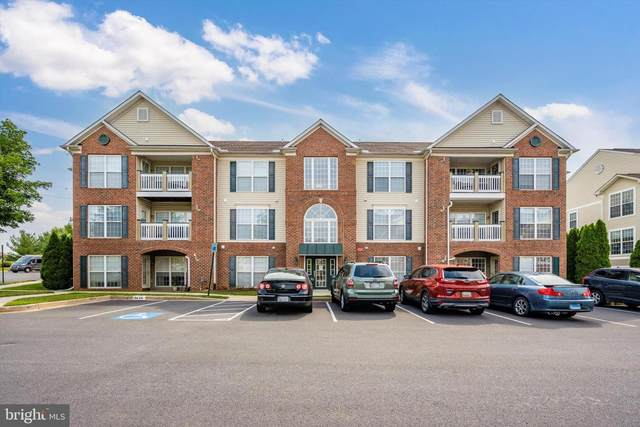 2504 Shelley Circle 1D, FREDERICK, MD 21701 (#MDFR283392) :: The Sky Group