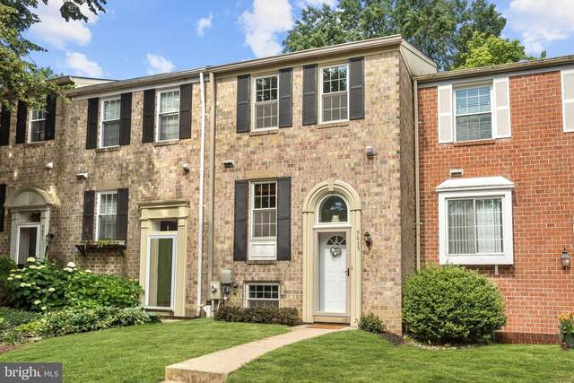 9835 Rainleaf Court, COLUMBIA, MD 21046 (#MDHW295560) :: The Mike Coleman Team
