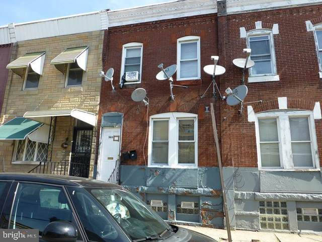 5637 Arch Street, PHILADELPHIA, PA 19139 (#PAPH1022900) :: The Mike Coleman Team