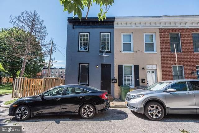 743 Ryan Street, BALTIMORE, MD 21230 (#MDBA553144) :: City Smart Living
