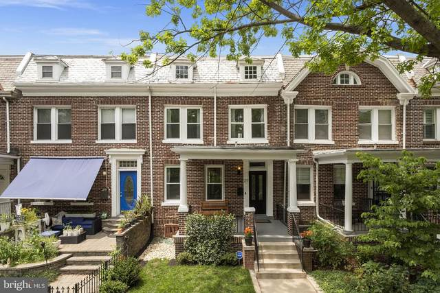 27 Rock Creek Church Road NW, WASHINGTON, DC 20011 (#DCDC524218) :: Eng Garcia Properties, LLC
