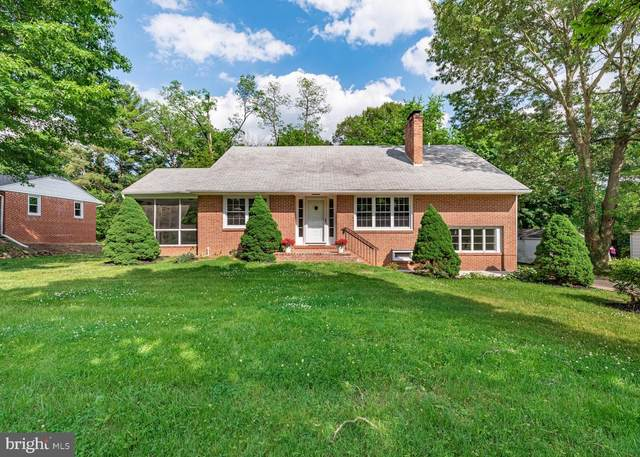 143 Mount Royal Avenue, ABERDEEN, MD 21001 (#MDHR260678) :: The Riffle Group of Keller Williams Select Realtors
