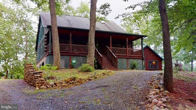 572 Crystal Valley Drive, ROMNEY, WV 26757 (#WVHS115792) :: The Riffle Group of Keller Williams Select Realtors
