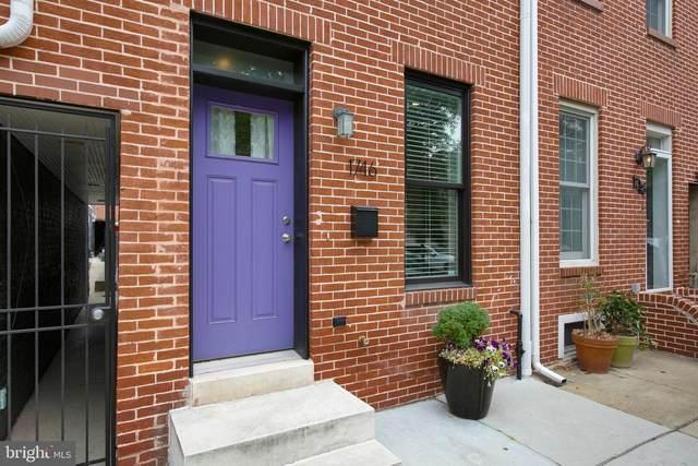 1746 Bank Street, BALTIMORE, MD 21231 (#MDBA553172) :: Nesbitt Realty