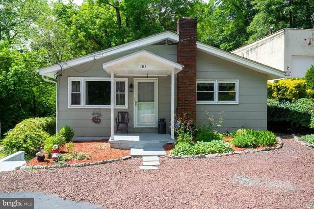 105 Groveville Road, CHESTERFIELD, NJ 08515 (#NJBL398960) :: Holloway Real Estate Group