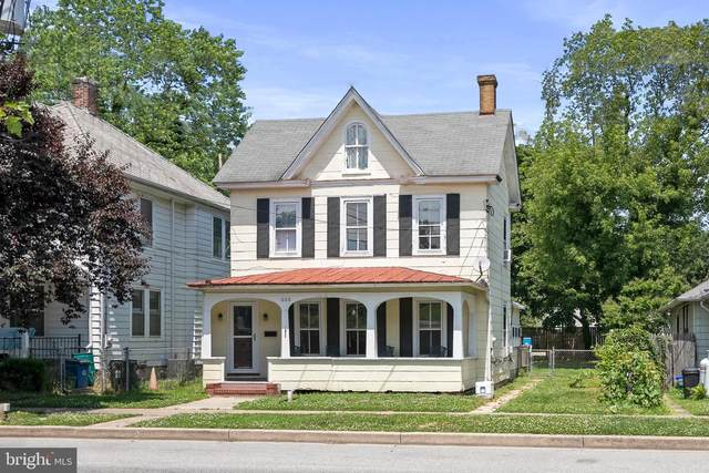 606 High Street, CHESTERTOWN, MD 21620 (#MDKE118190) :: Berkshire Hathaway HomeServices McNelis Group Properties