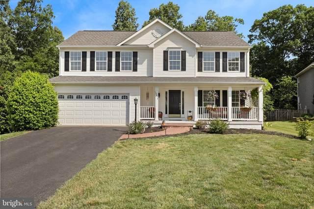 10412 Coral Berry Drive, MANASSAS, VA 20110 (#VAPW524258) :: Sunrise Home Sales Team of Mackintosh Inc Realtors