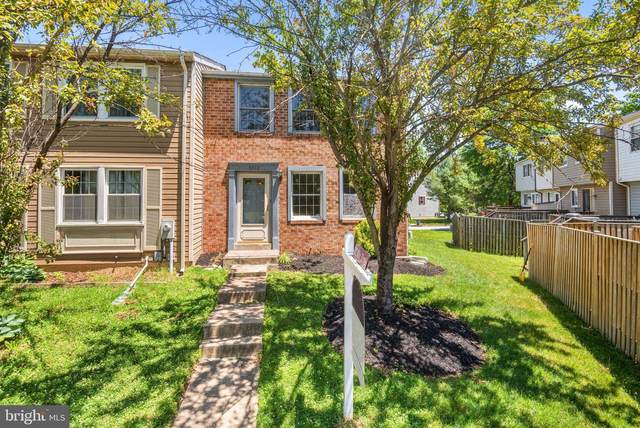 9312 Cross Timbers Court, LAUREL, MD 20723 (#MDHW295590) :: The Licata Group / EXP Realty