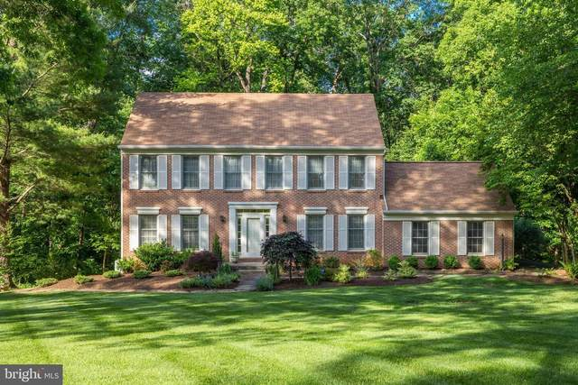 10858 Meadow Pond Lane, OAKTON, VA 22124 (#VAFX1205472) :: Great Falls Great Homes