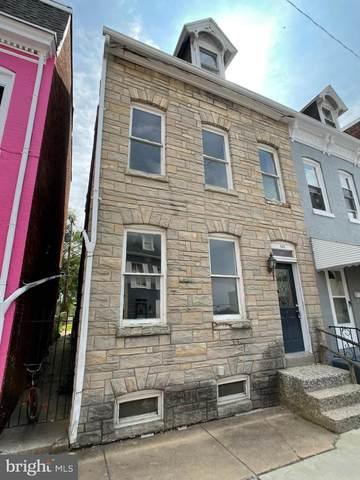 543 S Duke Street, YORK, PA 17401 (#PAYK159520) :: Flinchbaugh & Associates