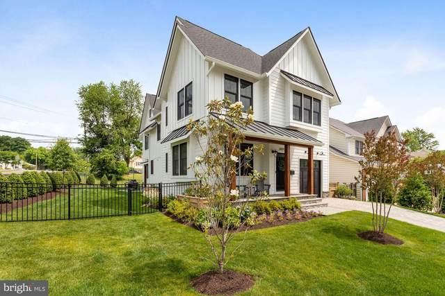 6429 27TH Street N, ARLINGTON, VA 22207 (#VAAR182556) :: City Smart Living