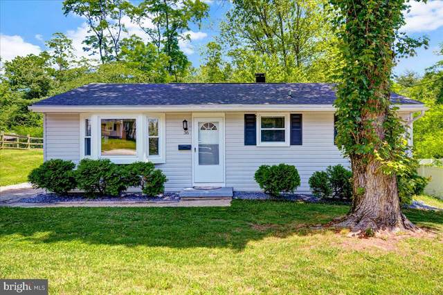 36 S Ritters Lane, OWINGS MILLS, MD 21117 (#MDBC531024) :: The Mike Coleman Team