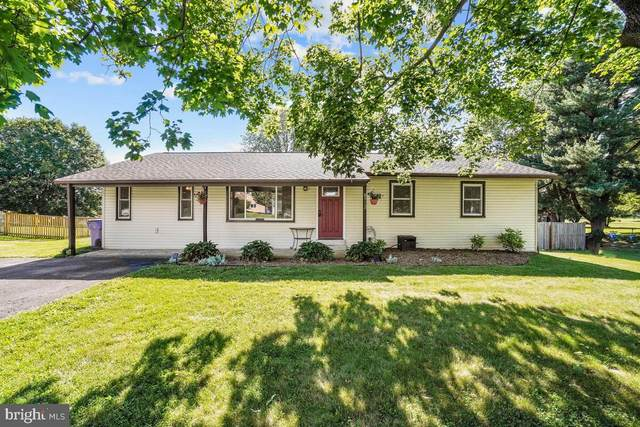 8912 Gloria Avenue, MIDDLETOWN, MD 21769 (#MDFR283436) :: Berkshire Hathaway HomeServices McNelis Group Properties