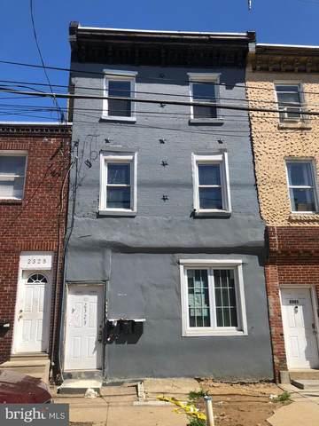 2323 N 2ND Street, PHILADELPHIA, PA 19133 (#PAPH1023072) :: Shamrock Realty Group, Inc