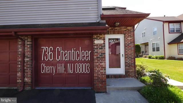 736 Chanticleer, CHERRY HILL, NJ 08003 (#NJCD421206) :: Rowack Real Estate Team