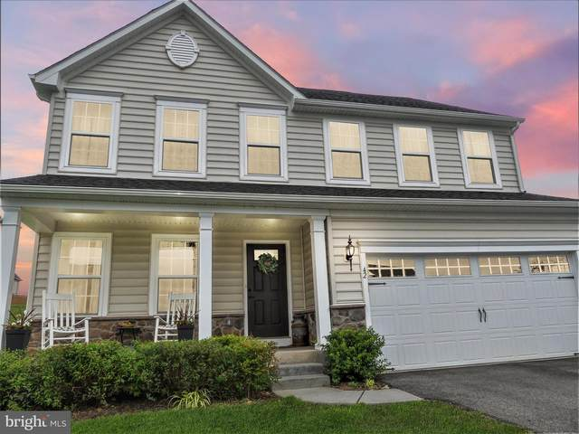 42 Kaitlyn Drive, HANOVER, PA 17331 (#PAYK159530) :: The Heather Neidlinger Team With Berkshire Hathaway HomeServices Homesale Realty