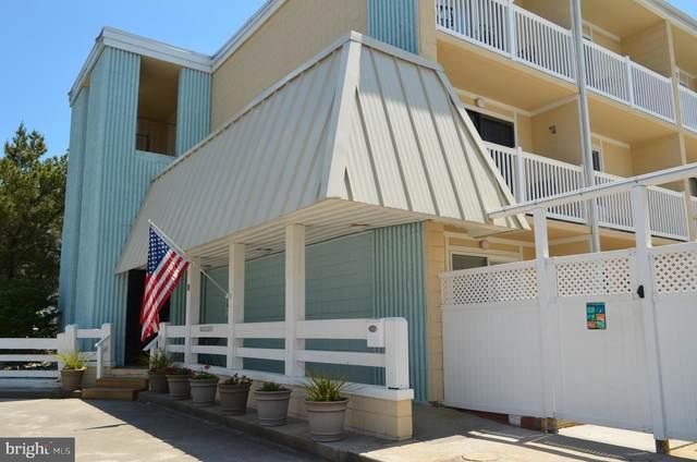 11 62ND Street #103, OCEAN CITY, MD 21842 (#MDWO122868) :: CoastLine Realty