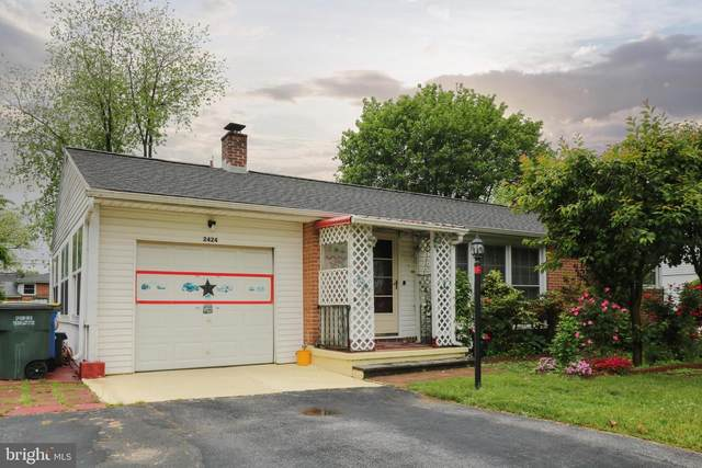 2424 Cambridge Road, YORK, PA 17402 (#PAYK159536) :: TeamPete Realty Services, Inc