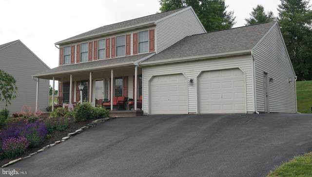 614 Carrie Drive, DALLASTOWN, PA 17313 (#PAYK159538) :: Century 21 Dale Realty Co