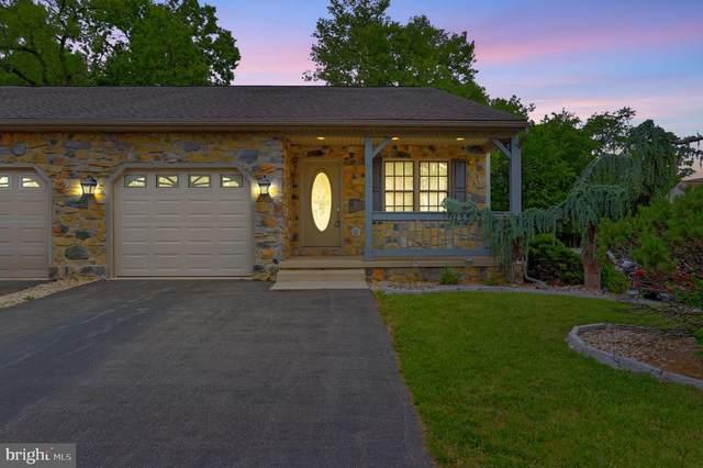 922 Frederick Street, HAGERSTOWN, MD 21740 (#MDWA180176) :: Sunrise Home Sales Team of Mackintosh Inc Realtors