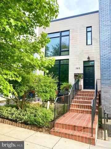 760 Girard NW #201, WASHINGTON, DC 20001 (#DCDC524312) :: Crossman & Co. Real Estate