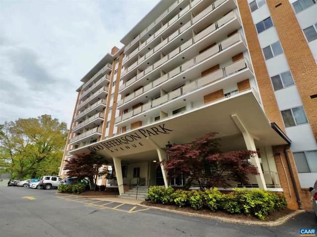 1800 Jefferson Park Avenue #606, CHARLOTTESVILLE, VA 22903 (#618159) :: The Putnam Group