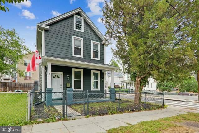 2841 Mills Avenue NE, WASHINGTON, DC 20018 (#DCDC524330) :: The Sky Group
