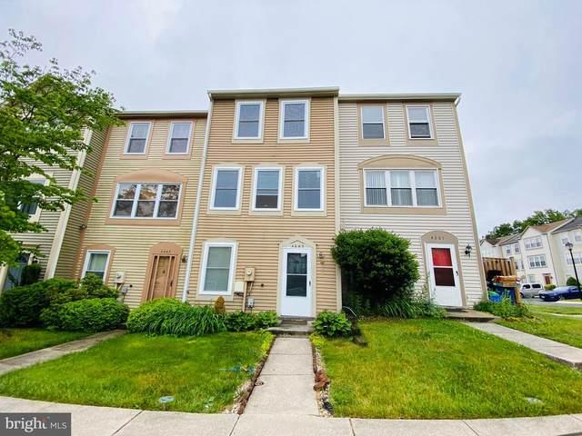 4263 Cloudberry Court, BURTONSVILLE, MD 20866 (#MDMC761462) :: Sunrise Home Sales Team of Mackintosh Inc Realtors