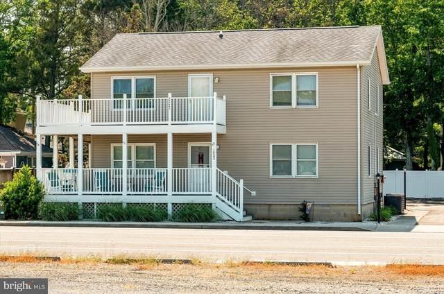 14203 Sinepuxent Avenue A10, OCEAN CITY, MD 21842 (#MDWO122882) :: Atlantic Shores Sotheby's International Realty