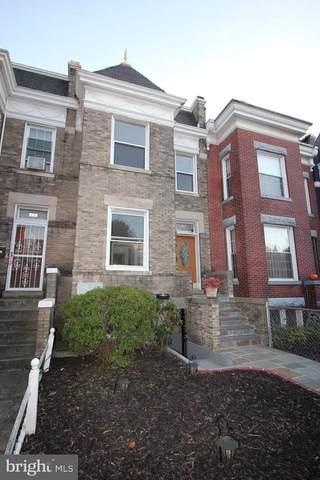 131 R Street NE B, WASHINGTON, DC 20002 (#DCDC524346) :: The Miller Team