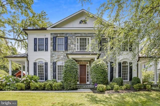 1253 Ingleside Avenue, MCLEAN, VA 22101 (#VAFX1205664) :: City Smart Living