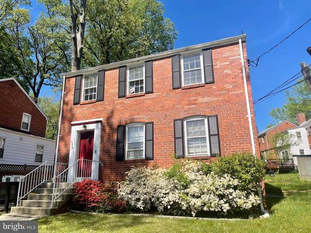 3516 Longfellow Street, HYATTSVILLE, MD 20782 (#MDPG608520) :: Tom & Cindy and Associates