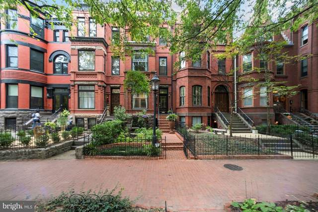 1310 Rhode Island Avenue NW, WASHINGTON, DC 20005 (#DCDC524362) :: Nesbitt Realty