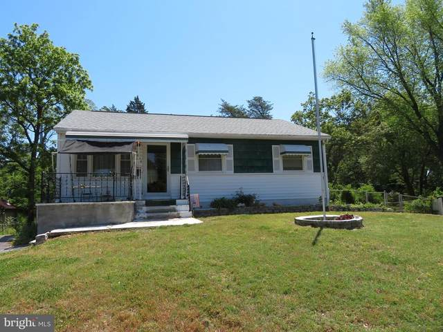 14219 Mount Pleasant Drive, WOODBRIDGE, VA 22191 (#VAPW524340) :: AJ Team Realty