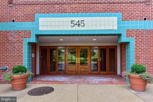 545 E Braddock Road #501, ALEXANDRIA, VA 22314 (#VAAX260524) :: Nesbitt Realty