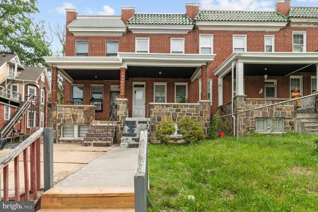 3707 Old York Road, BALTIMORE, MD 21218 (#MDBA553304) :: ExecuHome Realty