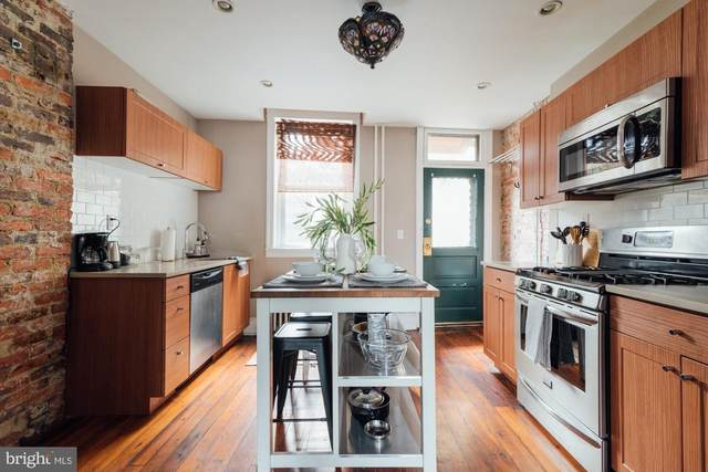 174 W Laurel Street, PHILADELPHIA, PA 19123 (#PAPH1023238) :: Sunrise Home Sales Team of Mackintosh Inc Realtors
