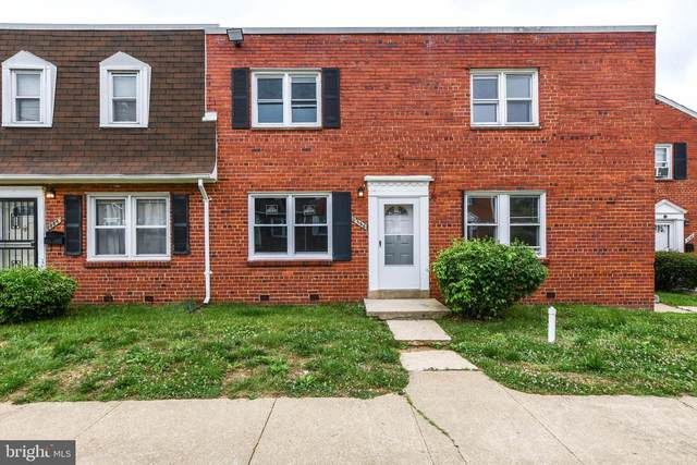 3886 26TH Avenue #17, TEMPLE HILLS, MD 20748 (#MDPG608558) :: Tom & Cindy and Associates