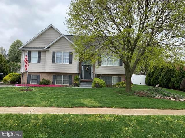 62 Amanda Drive, SMITHSBURG, MD 21783 (#MDWA180192) :: Eng Garcia Properties, LLC